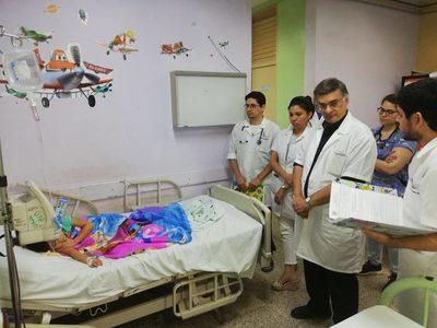 Clínicas: En pediatría registran importante brote de enfermedades respiratorias