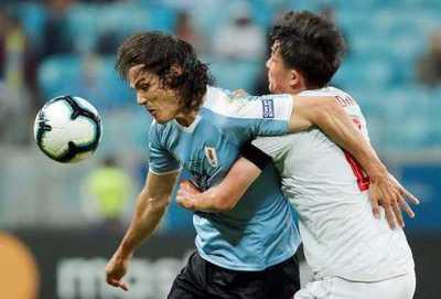 Japón frenó a Uruguay y sigue con posibilidades de acceder a cuartos de final