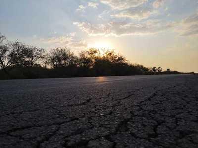 Inicio del invierno sin lluvias y con temperaturas en aumento