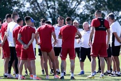 La Albirroja recobra fuerzas para el decisivo juego ante Colombia