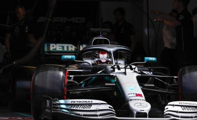 HOY / F1: Hamilton y Mercedes mandan en Francia