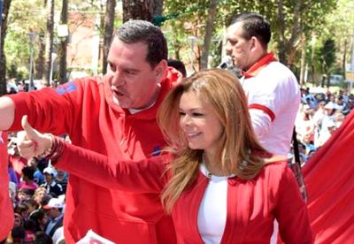 Prieto anuncia otra denuncia contra Sandra McLeod y Javier Zacarías