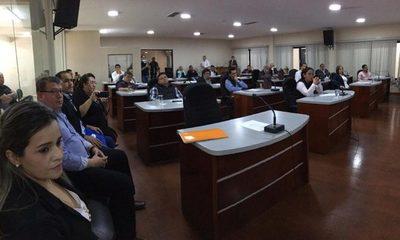 Proyecto de Presupuesto 2020 de la Gobernación de Alto Paraná quiso ser aprobada a ciegas
