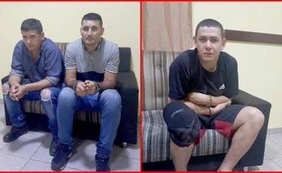Prisión preventiva para detenidos por robo a bóveda del Poder Judicial