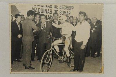 Falleció el Rey del Pedal