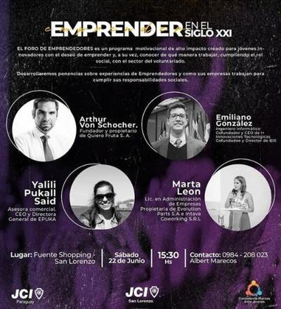2da Reunión Nacional de la JCI será en San Lorenzo