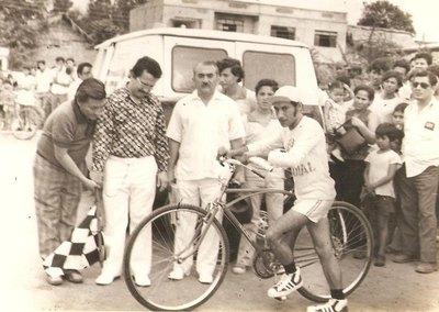 El pedalista Lorenzo Prieto falleció a los 75 años