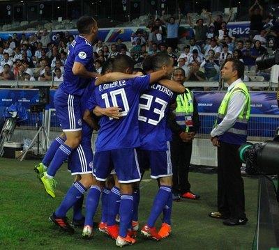 Los números que dejó el empate ante Argentina