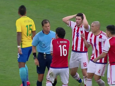 Los antecedentes de Víctor Carrillo con Paraguay