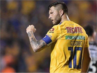 Gignac quiere que los equipos mexicanos regresen a Libertadores