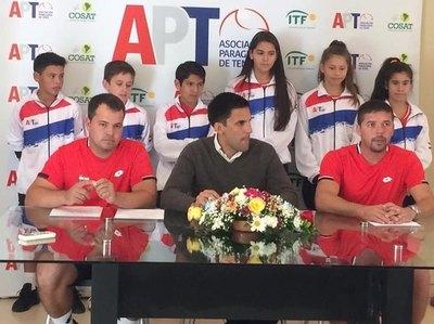 Paraguay preparado para el Sudamericano de Tenis Sub 12