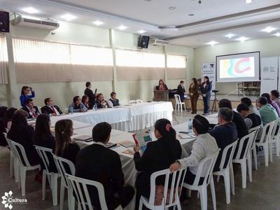 Presentan plan nacional cultural en el Departamento de Caaguazú