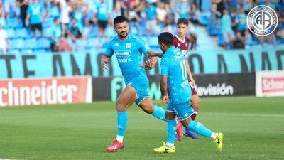 Juan Patiño se despidió de Belgrano