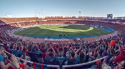 La Nueva Olla será sede de final de la Copa Sudamericana