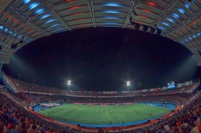 Final de la Sudamericana, en la Nueva Olla