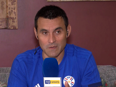 """Villar: """"Los muchachos están muy metidos y entrenaron con todo"""""""