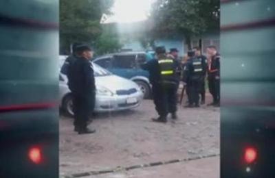 Capturan a dos delincuentes tras persecución en Fernando de la Mora