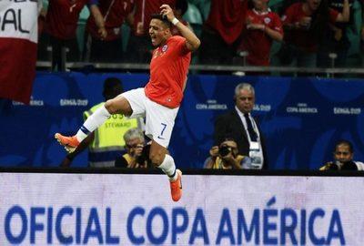 Chile clasifica a la siguiente ronda