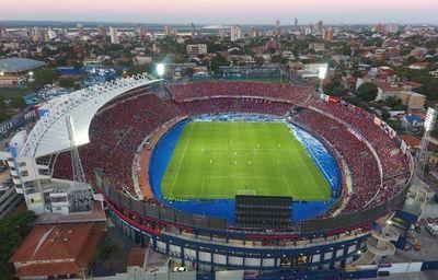 En la Olla se jugará la final de la Sudamericana