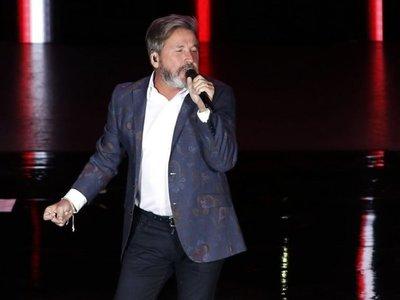 Llegó el día: Montaner canta hoy a fans paraguayos en el Arena SND