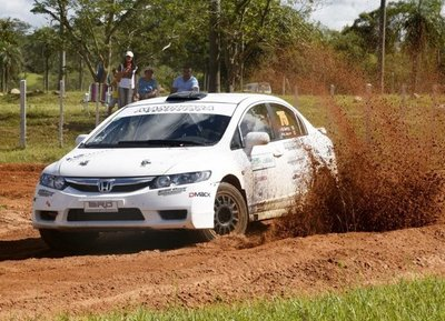 Mini rally de Mbocayaty tendrá 49 tripulaciones