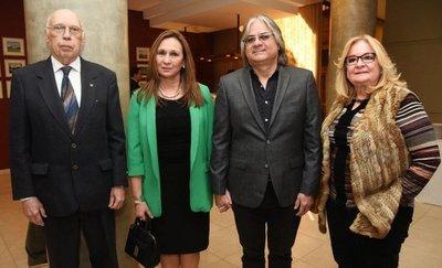 Brindis en honor al cónsul honorario de Rusia