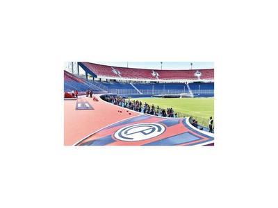 La Olla albergará  la final de Sudamericana