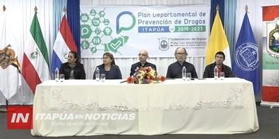 ARRANCA EL DIPLOMADO PARA TRATAMIENTO DE ADICTOS EN LA UCI.