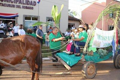 Festival del Cachapé en Itacurubi del Rosario