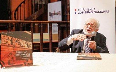 Investigador estudió durante años los frisos de Trinidad
