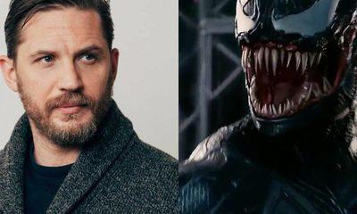 """Confirman la película """"Venom 2"""" junto a Tom Hardy"""
