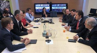 Paraguay busca fortalecer relaciones comerciales con Francia e Italia