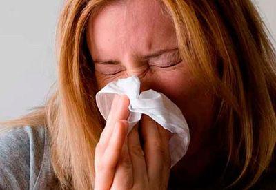 Afección respiratoria amerita reposo médico