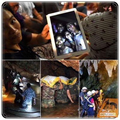 De la cueva a la fama, 1 año después del rescate de los niños de Tailandia