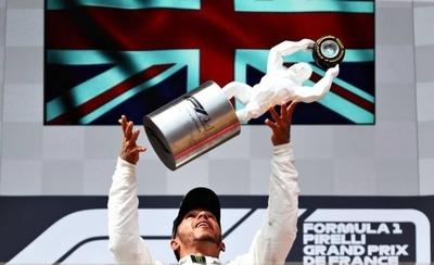 HOY / Hamilton y Mercedes prolongan su tiranía en la Fórmula Uno