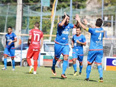 Lo mejor del triunfo 1-0 de Independiente de Campo Grande sobre 3 de Febrero