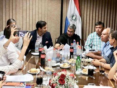 Campesinos pedirán mediación del Congreso con el Ejecutivo
