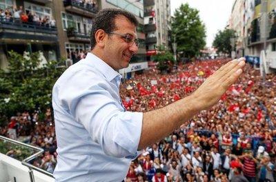 La oposición repite victoria en Turquía