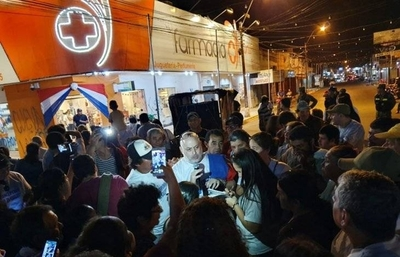 HOY / Acusan a Payo de liderar turba que atacó negocio de familia Urbieta en Concepción