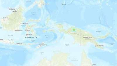 Un terremoto de magnitud 6,1 sacude el este de Indonesia