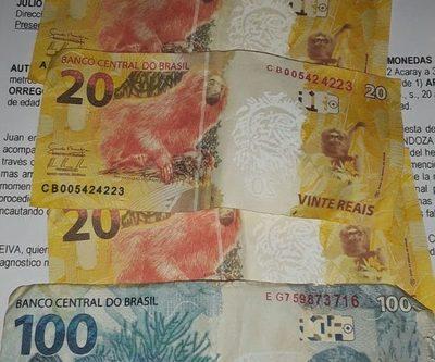 Quisieron disfrutar en fiesta de San Juan con billetes falsos