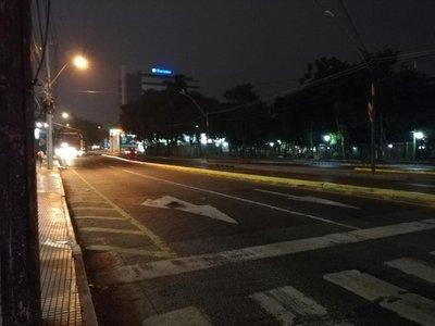 Falta de buses