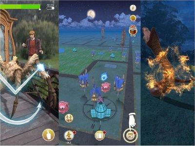 "Harry Potter llega al móvil con un videojuego estilo ""Pokémon GO"""