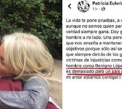 """Benigno López """"es demasiado para un país de gente tan mediocre"""""""