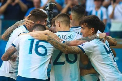 """Para la Argentina """"empieza otra copa"""", advierte Messi"""