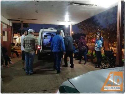 Imprudencia fatal en San Ignacio
