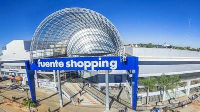 HOY / Fuente Shopping cumplió dos años