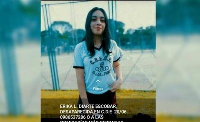 HOY / Adolescente dejó una carta, desapareció y hace cuatro días su familia la busca