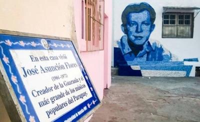HOY / SNC y el Ateneo Cultural José Asunción Flores planifican la Semana de la Guarania