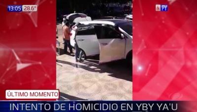 Intento de homicidio contra una pareja en Yby Yaú